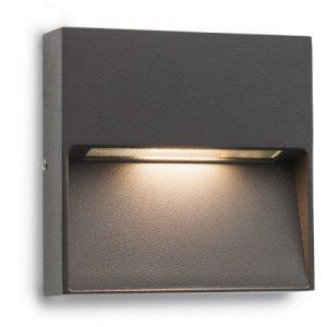 LED фасадна луна за външен монтаж REDO OUTDOOR 9151